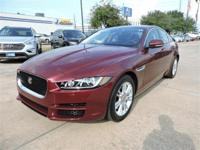 We are excited to offer this 2017 Jaguar XE. Your