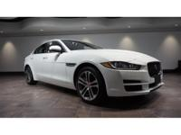 **CERTIFIED** This 2017 Jaguar XE 35t Premium is