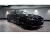 This 2017 Jaguar XE 35t Prestige is offered in Ultimate
