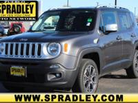 CARFAX CERTIFIED 1-OWNER MID-SIZE SUV. This vehicle is