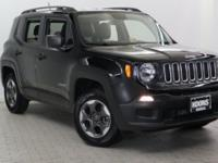 2017 Jeep Renegade Sport Sport Appearance Group Power &