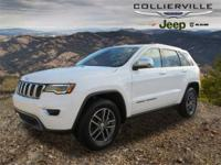 Certified. This 2017 Jeep Grand Cherokee Limited in