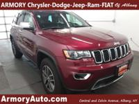 FRESH ARRIVAL..2017 JEEP GRAND CHEROKEE LIMITED.. ONE