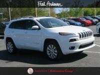 New Price! Clean CARFAX. CARFAX One-Owner. 2017 Jeep