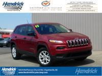 ***JEEP CERTIFIED*** 4X4*** CARFAX 1-OWNER*** DEEP