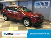 Jeep Certified, LOW MILES - 3,459! Latitude trim.