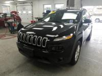 Recent Arrival! This 2017 Jeep Cherokee Latitude in