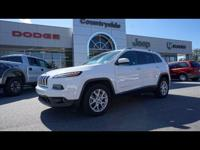 This 2017 Jeep Cherokee is a real winner with features