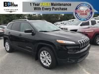 The famed Jeep Cherokee remains full of sophistication,