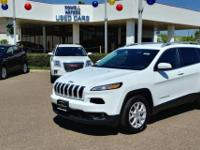 This outstanding example of a 2017 Jeep Cherokee
