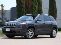 We are excited to offer this 2017 Jeep Cherokee. This