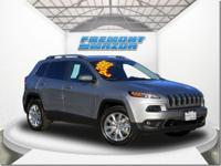 Options:  2017 Jeep Cherokee Limited 4X4 Sport