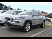 Options:  2017 Jeep Cherokee Limited|4X4 Limited 4Dr