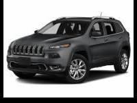 What a great deal on this 2017 Jeep!  You'll appreciate