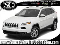 30/21 Highway/City MPG 2017 Jeep Cherokee Limited FWD