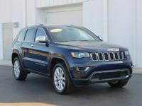 New Price! Clean CARFAX. This 2017 Jeep Grand Cherokee