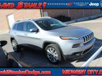 Cherokee Limited, 4D Sport Utility, 2.4L 4-Cylinder