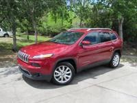 Options:  2017 Jeep Cherokee Limited|This 2017 Jeep