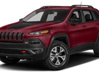 This 2017 Jeep Cherokee Trailhawk L Plus 4x4 is offered
