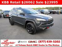 1-Owner New Vehicle Trade! Trailhawk 2.4 4x4.