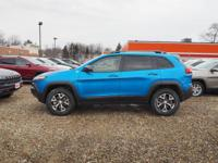 2017 Jeep Cherokee Trailhawk ABS brakes, Compass,