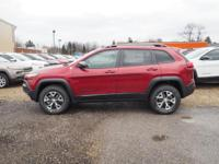2017 Jeep Cherokee Trailhawk Must finance through