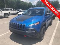 Recent Arrival! 2017 Jeep Cherokee Trailhawk 2.4L