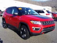 2017 Jeep New Compass Trailhawk 4WD 9-Speed Automatic