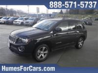 Checkout this Humes 2017 Black Clearcoat Jeep Compass