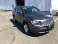CARFAX One-Owner. Clean CARFAX. 2017 Jeep Compass