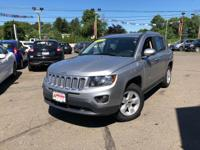 Fast and Easy Credit Approval! The Jeep Compass is the
