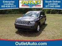 This 2017 Jeep Compass Latitude is offered to you for