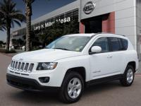 Buckle up for the ride of a lifetime! This 2017 Jeep