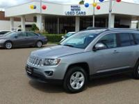 This outstanding example of a 2017 Jeep Compass