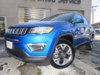 This is a cool looking Jeep! A Compass Limited with