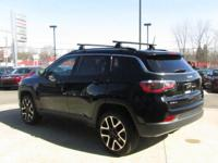 Options:  2017 Jeep New Compass Limited 4X4|Diamond