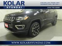 2017 Jeep New Compass Limited  New Compass Limited,