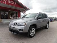 Options:  2017 Jeep Compass Outstanding In Billet