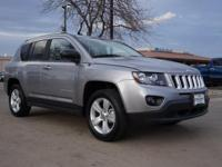 2017 Jeep Compass, **ACCIDENT FREE CARFAX**, **CARFAX