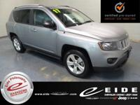 2017 Jeep Compass Sport***Billet Silver Metallic