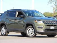 CARFAX One-Owner. Clean CARFAX. 2017 Jeep New Compass