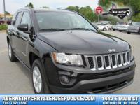 Options:  2017 Jeep Compass Sport Fwd|New Price!