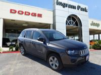 CarFax One Owner and Clean Title. This 2017 Jeep