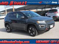CARFAX One-Owner. Clean CARFAX. Rhino 2017 Jeep New