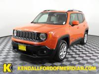 ** RENEGADE ** LOW LOW MILES ** CARFAX ONE OWNER **