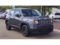 Crystal Metallic 2017 Jeep Renegade Sport FWD 9-Speed