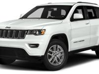 This 2017 Jeep Grand Cherokee 4dr Laredo 4x2 features a