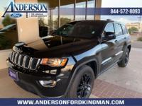 This Jeep Grand Cherokee has a powerful Regular