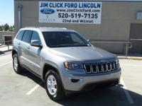 This 2017 Jeep Grand Cherokee Laredo will sell fast