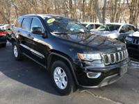 AWD / 4x4 Laredo - Diamond Black Crystal Pearlcoat on